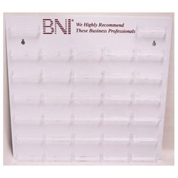 BNI Member Name Badge - Grey