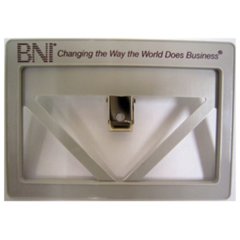 BNI Member Name Badge - Grey